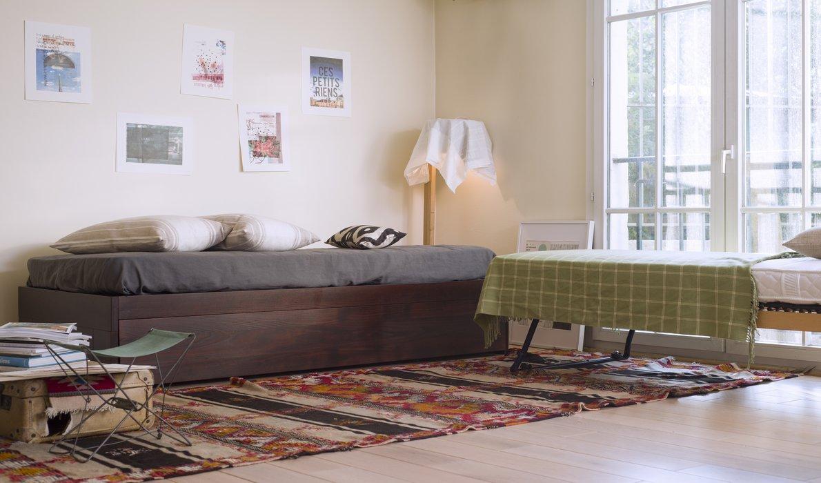 lit gigogne kan sommier tapissier nation literie. Black Bedroom Furniture Sets. Home Design Ideas