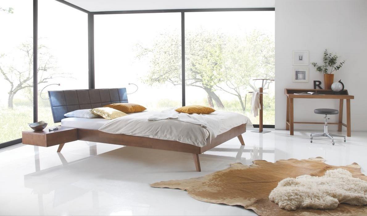 hasena wood line leno nation literie. Black Bedroom Furniture Sets. Home Design Ideas