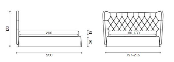 twils tommy capitonn nation literie. Black Bedroom Furniture Sets. Home Design Ideas