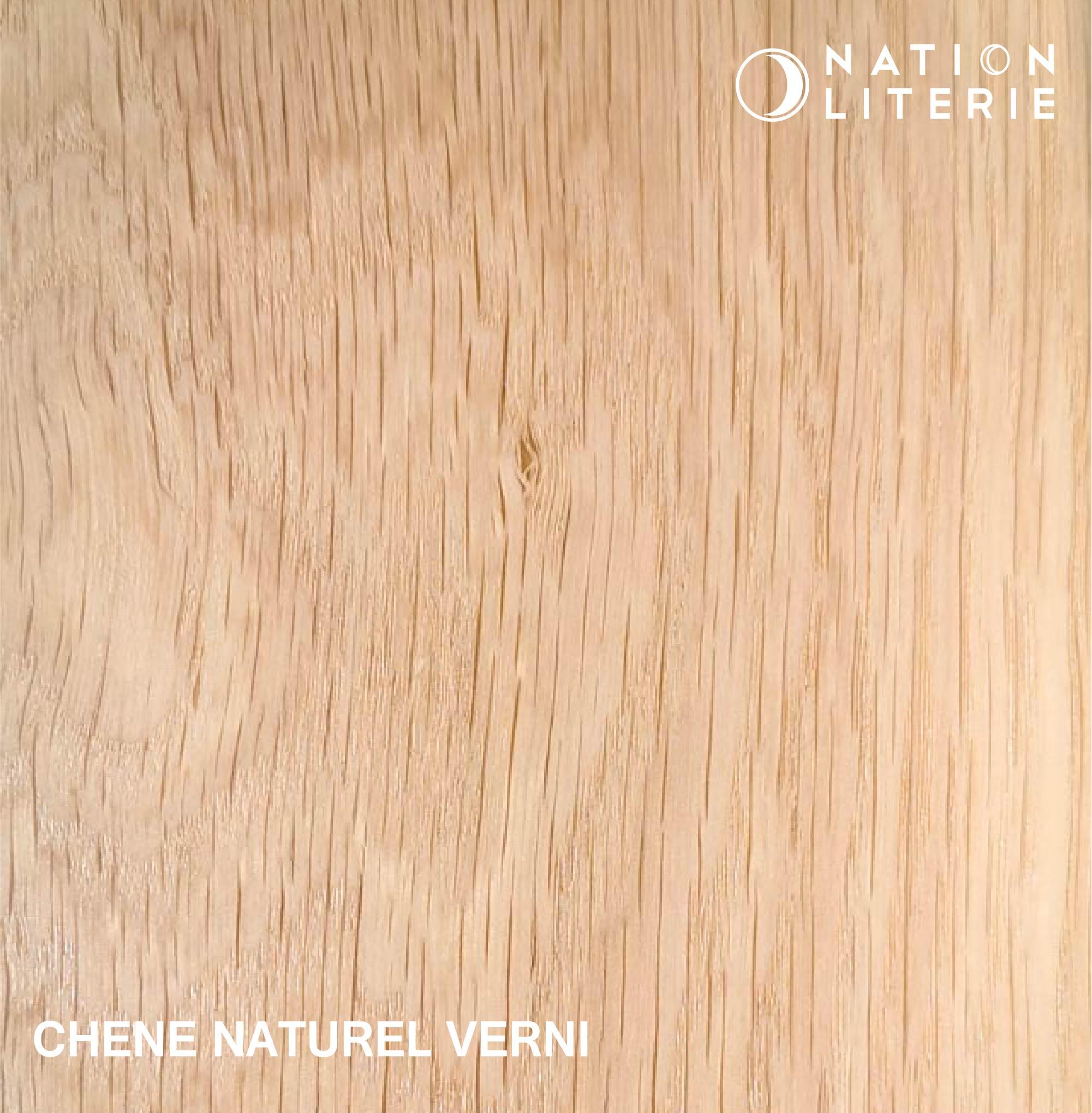 Chêne naturel vernis